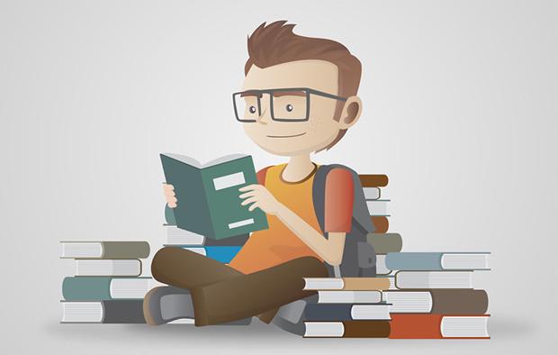 Lire des livres pour parler anglais
